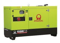 Stromerzeuger PRAMAC GSW 15 P3 PERKINS