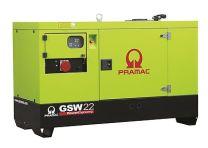 Stromerzeuger PRAMAC GSW 22 P3 PERKINS
