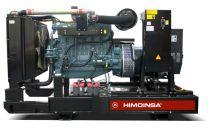 Stromerzeuger HIMOINSA HDW-120 T5 DOOSAN offen