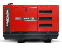 Stromerzeuger HIMOINSA HSY - 15 T5 Schallschutzhaube V