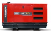 Stromerzeuger HIMOINSA HSY - 25 T5 Schallschutzhaube