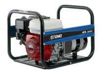 Tragbarer Stromerzeuger SDMO HX 3000 C5