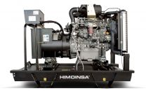 Stromerzeuger HIMOINSA HYW - 13 T5 offene Version
