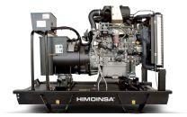 Stromerzeuger HIMOINSA HYW - 8 T5 offene Version
