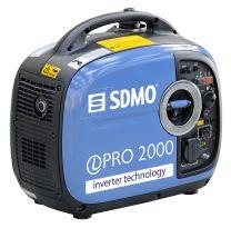 Tragbarer Stromerzeuger SDMO INVERTER PRO 2000 C5