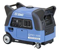 Tragbarer Stromerzeuger SDMO INVERTER PRO 3000 E Prindus C5