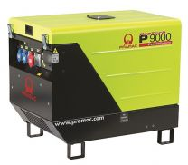 Stromerzeuger PRAMAC P 9000 LOMBARDINI 3