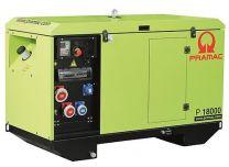 Stromerzeuger PRAMAC P 18000 YANMAR 3 AMF