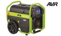 Tragbarer Stromerzeuger PRAMAC PX 4000 Lichtstrom