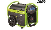 Tragbarer Stromerzeuger PRAMAC PX 5000 Lichtstrom