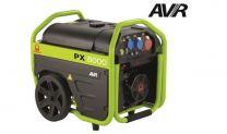 Tragbarer Stromerzeuger PRAMAC PX 8000 Lichtstrom