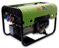 Tragbarer Stromerzeuger PRAMAC S 9000 Lombardini 3
