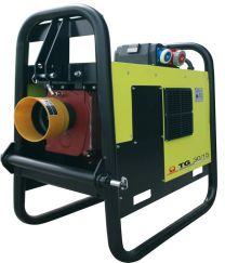 Zapfwellengenerator PRAMAC TG 30-1500 AVR