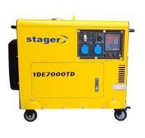 Stromerzeuger YORKING YDE 7000 TD