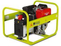 Tragbarer Stromerzeuger PRAMAC E 5000 HONDA 3
