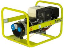 Tragbarer Stromerzeuger PRAMAC E 6000 YANMAR 3