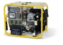 Tragbarer Stromerzeuger ENDRESS ESE 604 DBG ES DIN