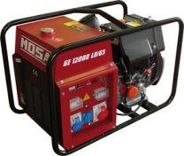 Tragbarer Stromerzeuger MOSA GE 12000 HZDT